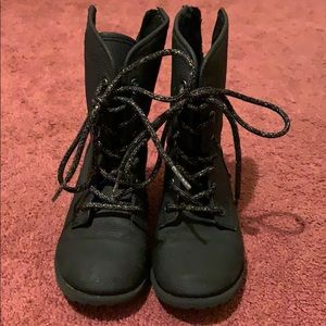 Cat and jack toddler girl boots